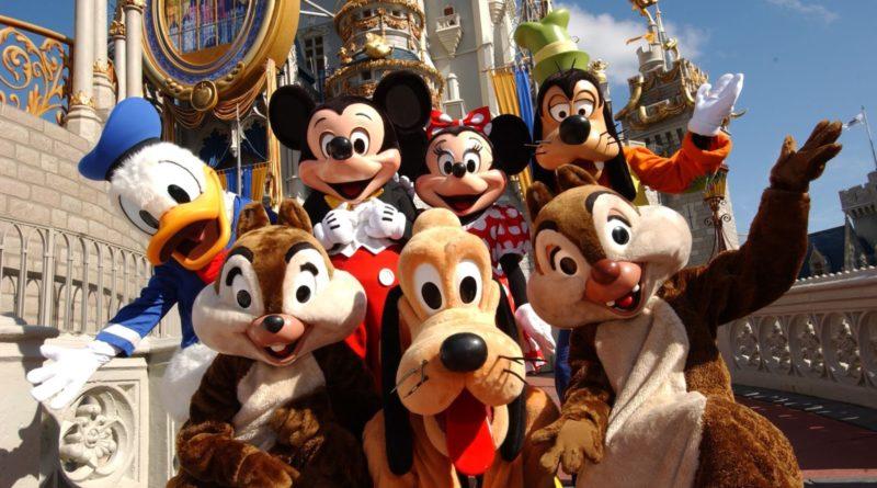 Las mágicas atracciones de Walt Disney World